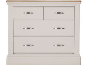 2 + 2 Drawer Chest