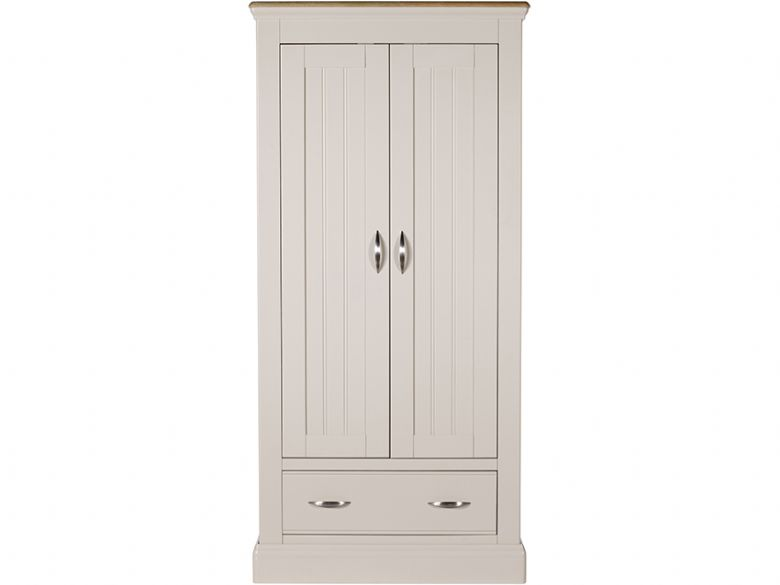 Montford Gents Double Wardrobe