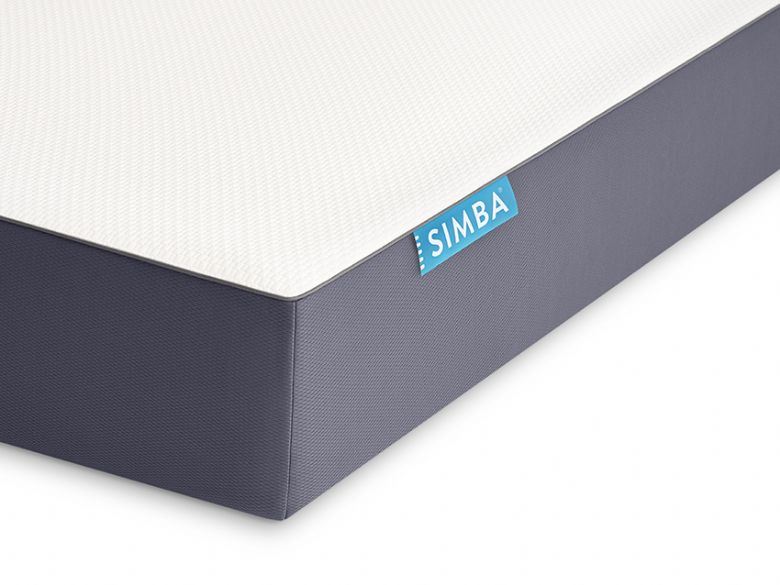 4'0 Small Double Pocket Spring & Memory Foam Mattress