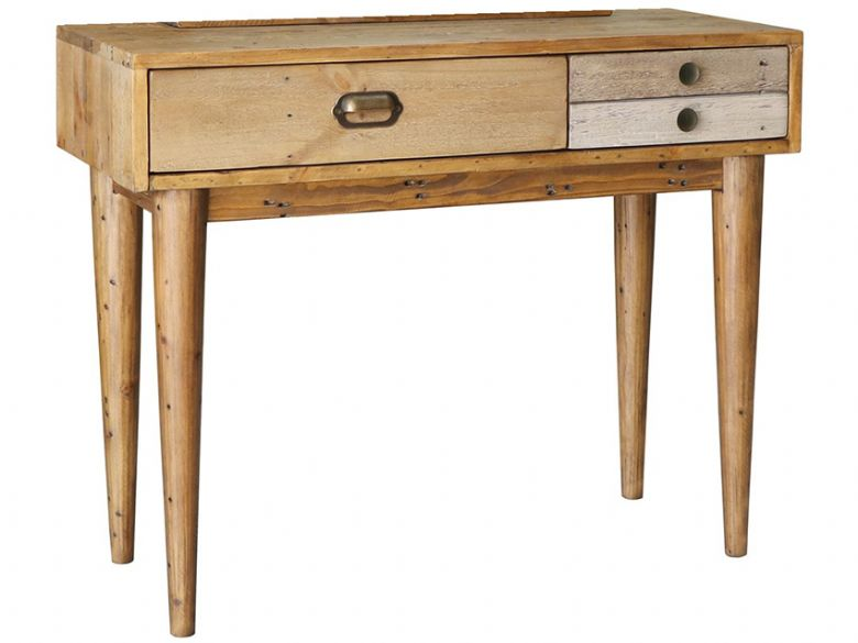 Venice Reclaimed Pine Dressing Table