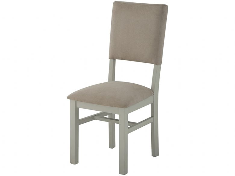 Hockley Grand Painted Dining Chair with Fabric Back
