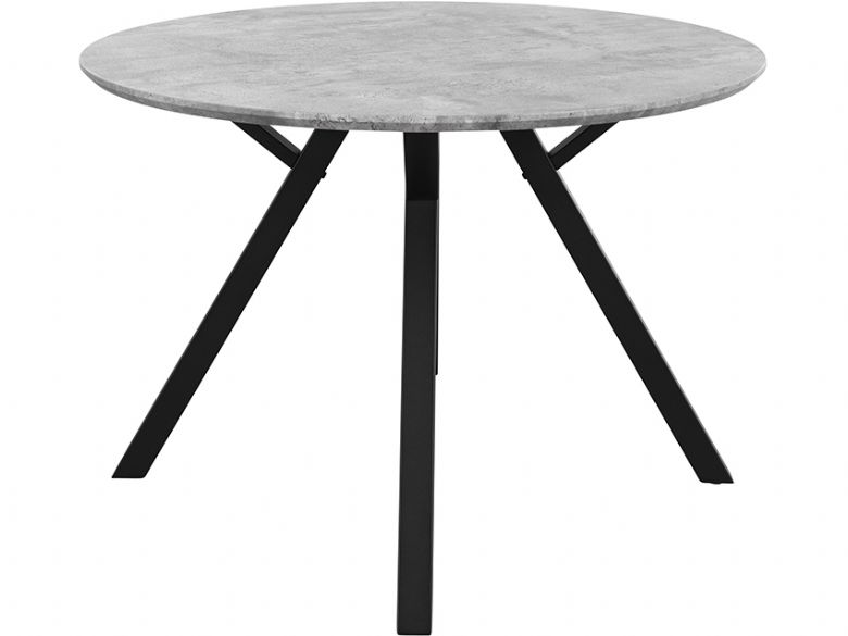 Zetta Round Dining Table