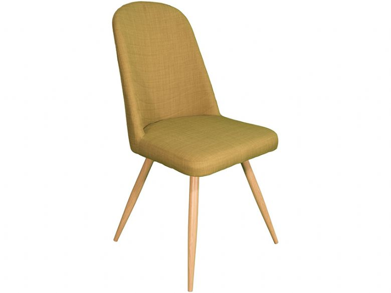 Freya Green Dining Chair