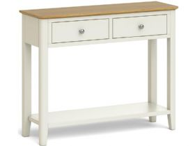 Rosalind Ivory Console Table