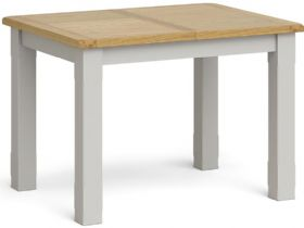 110cm Compact Extending Dining Table