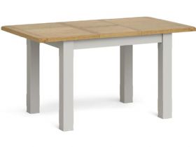 Ophelia Compact Extending Dining Table Open