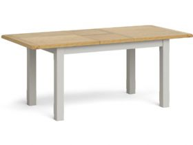Ophelia Small Extending Dining Table Open