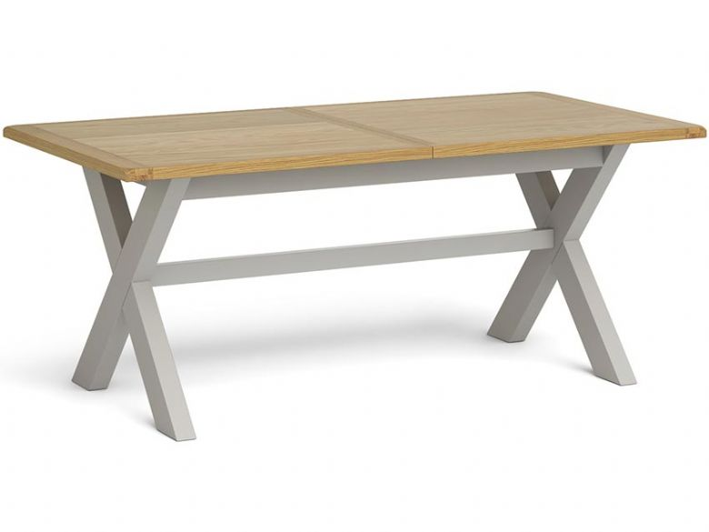 Ophelia Cross Large Extending Dining Table