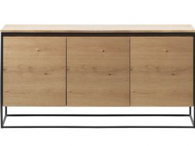 3 Section Sideboard