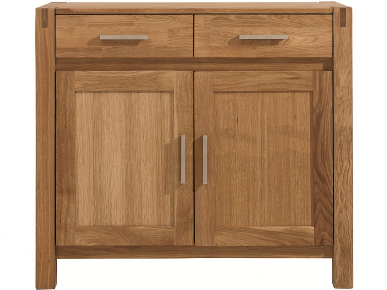 Durham Oak 2 Door Sideboard