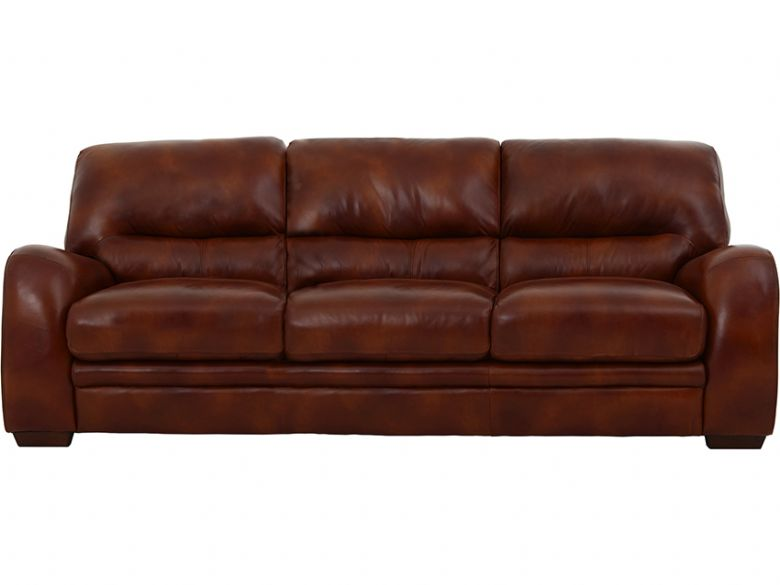 Miki Leather Sofa