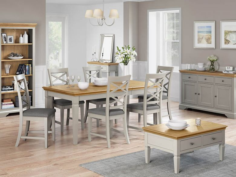 Ledbury painted dining collection